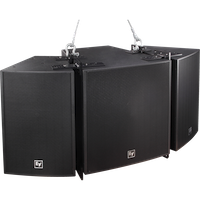 PA, Audio, Sound System Phuket wireless audio, sound system installation Wireless Audio, Sound System Installation ev png