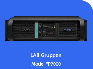 LAB Gruppen Power Amplifier FP7000 AV Phuket Thailand  LAB Gruppen Power Amplifier FP7000 Lab Gruppen 7000  Products Lab Gruppen 7000