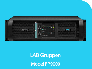 LAB Gruppen Power Amplifier FP9000 AV Phuket Thailand  LAB Gruppen Power Amplifier FP9000 Lab Gruppen 9000  Products Lab Gruppen 9000